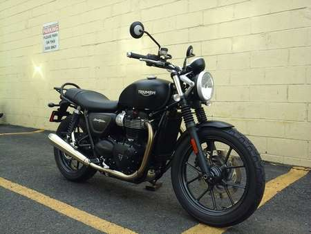 2017 Triumph Street TWIN for Sale  - 17STTWIN-342  - Triumph of Westchester