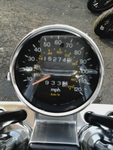 2005 Suzuki Boulevard  - Triumph of Westchester
