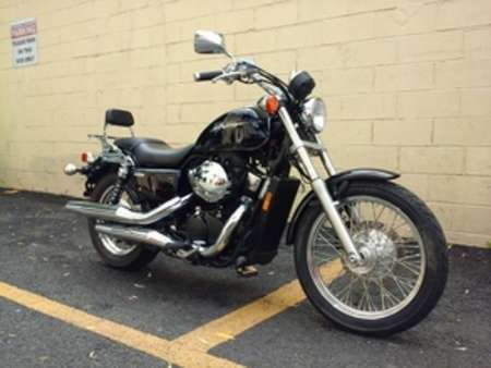 2013 Honda Shadow 750 RS for Sale  - 13HONSHDW750-148  - Triumph of Westchester