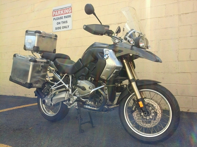 2008 BMW R1200GS  - Triumph of Westchester
