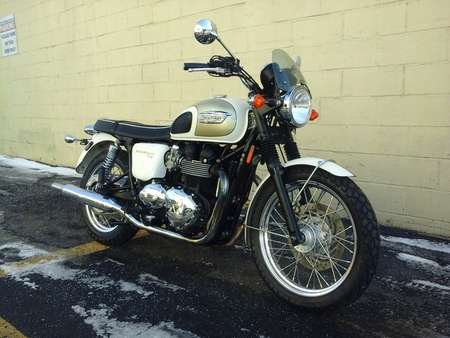 2014 Triumph Bonneville T100  for Sale  - 14TRI/T100-174  - Triumph of Westchester