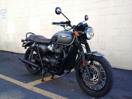 2016 Triumph Bonneville T120 for Sale  - 16TRI/T120-327  - Triumph of Westchester