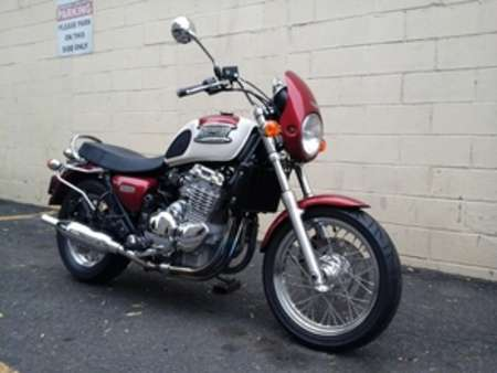 2002 Triumph Thunderbird 900 for Sale  - 02TBIRD900-558  - Triumph of Westchester