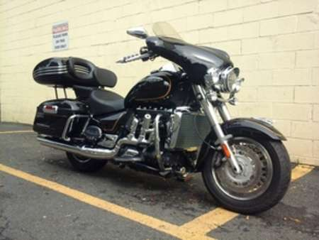 2014 Triumph Rocket III Touring  for Sale  - 14RCKTIIITOUR-566  - Triumph of Westchester