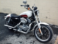 2011 Harley-Davidson XL 883L Sportster