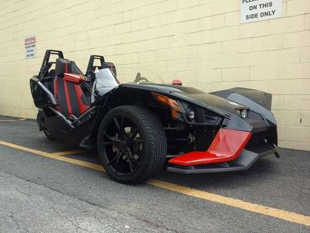 2015 Polaris Slingshot SL for Sale  - 15SLNGSHT-368  - Triumph of Westchester