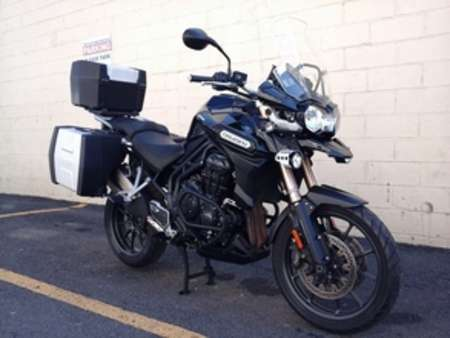 2013 Triumph Tiger Explorer  for Sale  - 13TIGEREXPLORER-309  - Triumph of Westchester
