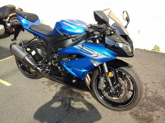 2011 Kawasaki Ninja   - Triumph of Westchester