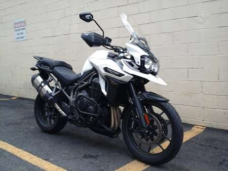 2017 Triumph Tiger Explorer XRx LOW for Sale  - 17TRI/TIGEXPLOW-397  - Triumph of Westchester
