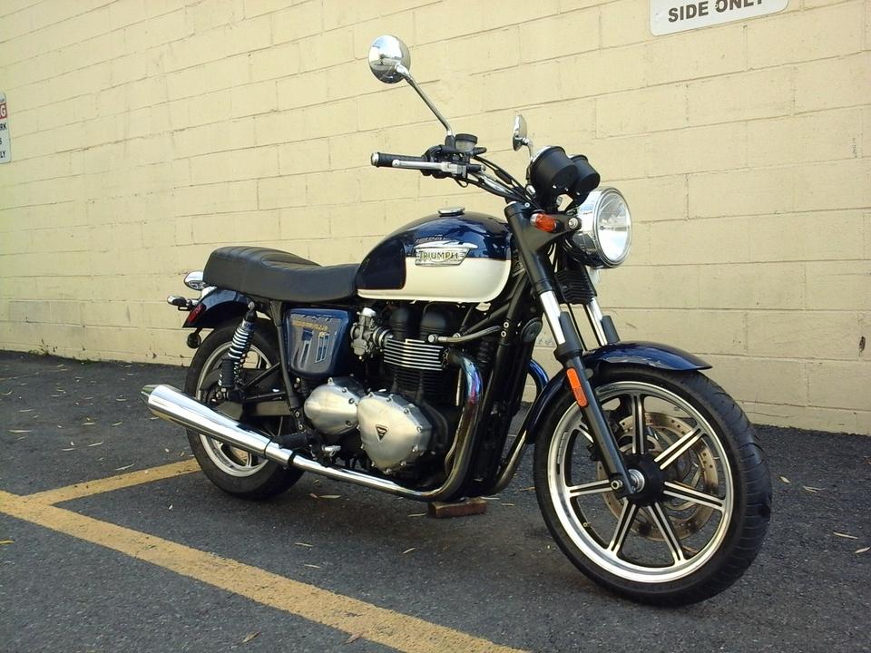 2012 Triumph Bonneville  - Triumph of Westchester