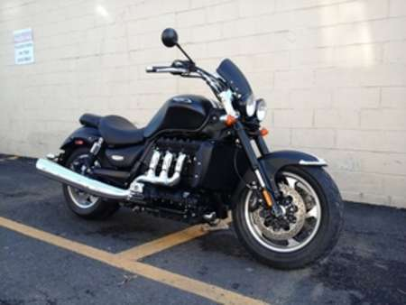 2015 Triumph Rocket III Roadster ABS for Sale  - 15RCKTRDSTR-249  - Triumph of Westchester