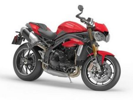 2016 Triumph Speed Triple S for Sale  - 16SPEED3SRED  - Triumph of Westchester