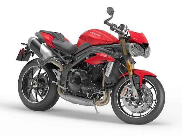 2016 triumph speed triple s stock 16speed3sred white plains ny 10607. Black Bedroom Furniture Sets. Home Design Ideas