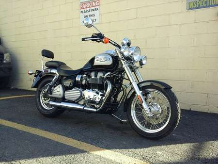 2002 Triumph America  for Sale  - 02TRI/AMR-347  - Triumph of Westchester