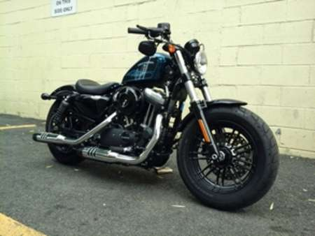 2016 Harley-Davidson Sportster XL1200X FORTY-EIGHT for Sale  - 16HDFORTYEIGHT-871  - Triumph of Westchester