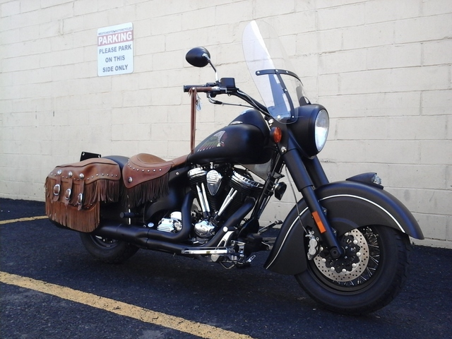 2010 Indian Chief  - Triumph of Westchester