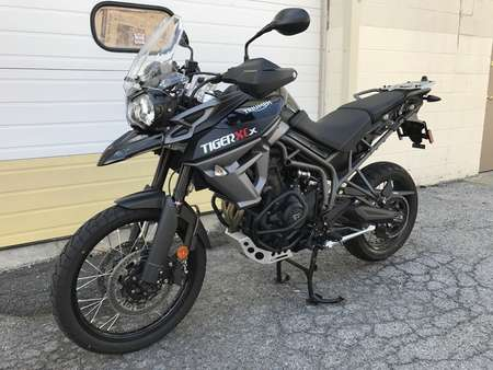 2016 Triumph Tiger 800 XCX for Sale  - 16TIGERXCX-797  - Triumph of Westchester