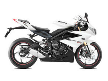 2016 Triumph Daytona 675 ABS for Sale  - 16DAYTONA  - Triumph of Westchester