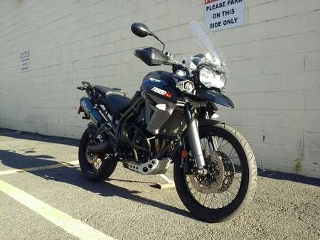 2016 Triumph Tiger 800XC  for Sale  - 16TIG800XC-492  - Triumph of Westchester