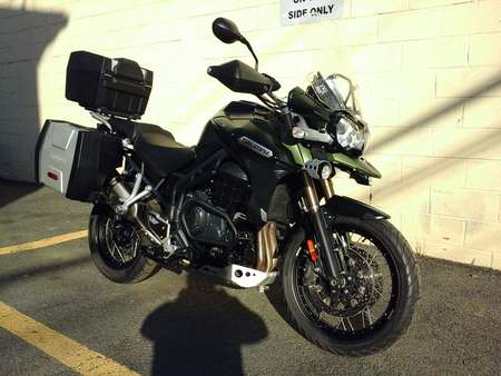 2014 Triumph Tiger Explorer XC for Sale  - 14TRI/TIGEXPLRXC-551  - Triumph of Westchester