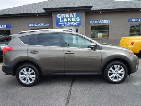 2014 Toyota Rav4 Limited AWD for Sale  - 1329  - Great Lakes Motor Company