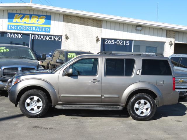 Thumbnail 2006 Nissan Pathfinder   Kars Incorporated   DSM ...