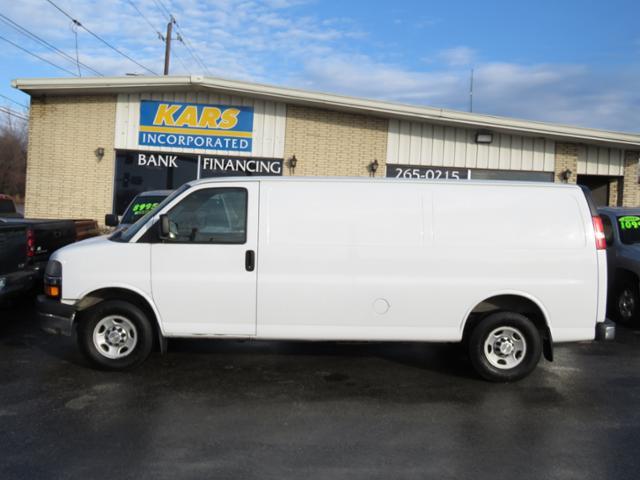 2010 Chevrolet Express Cargo Van Stock A44678e Des Moines Ia