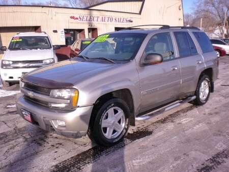 2003 Chevrolet TrailBlazer LTZ 4x4 for Sale  - 9957  - Select Auto Sales