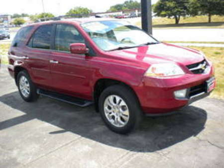 2003 Acura MDX Touring 4WD with Navigation for Sale  - 9886  - Select Auto Sales