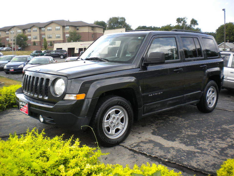 Thumbnail 2011 Jeep Patriot   Select Auto Sales ...