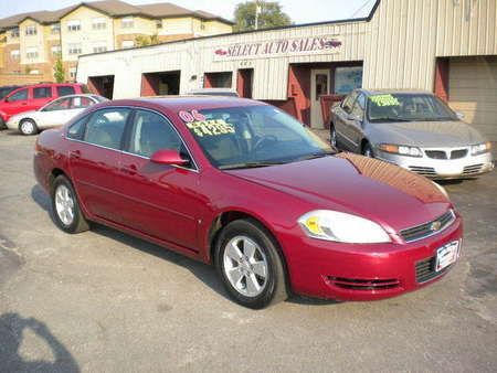 2006 Chevrolet Impala LTZ 4x4 for Sale  - 9905  - Select Auto Sales
