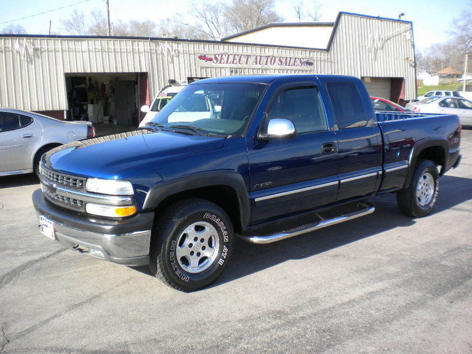 2002 Chevrolet Silverado 1500  - Select Auto Sales