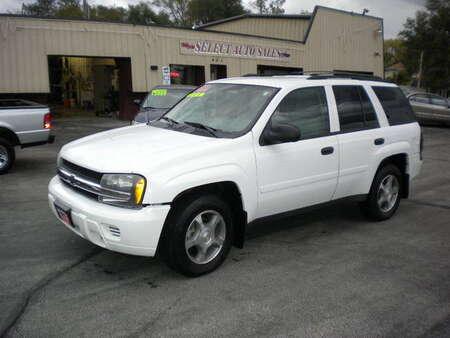 2008 Chevrolet TrailBlazer LS 4X4 for Sale  - 9924  - Select Auto Sales