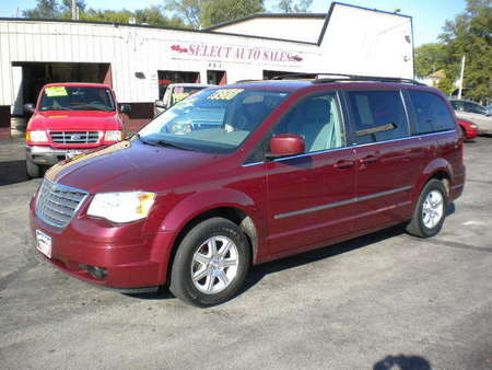 2009 Chrysler Town & Country Touring Sto-N-Go for Sale  - 9917  - Select Auto Sales
