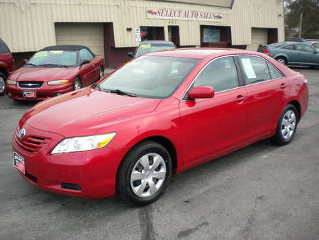2007 Toyota Camry LE for Sale  - 9934  - Select Auto Sales
