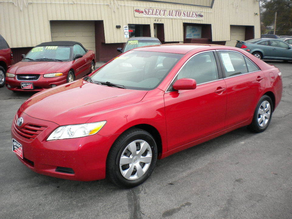 2007 Toyota Camry  - Select Auto Sales