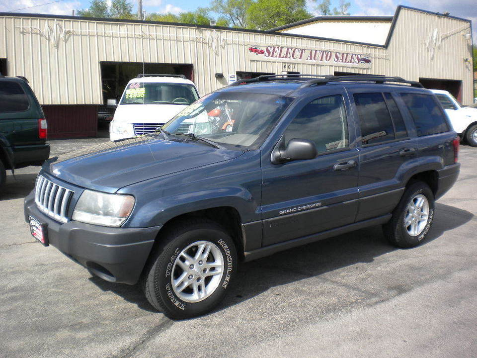 2004 Jeep Grand Cherokee  - Select Auto Sales