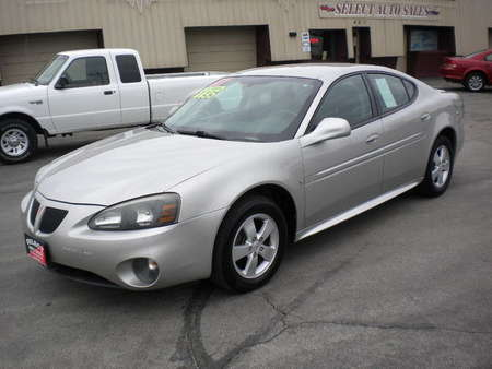 2007 Pontiac Grand Prix  for Sale  - 1002  - Select Auto Sales