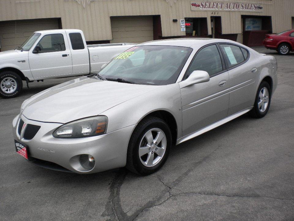 2007 Pontiac Grand Prix  - Select Auto Sales