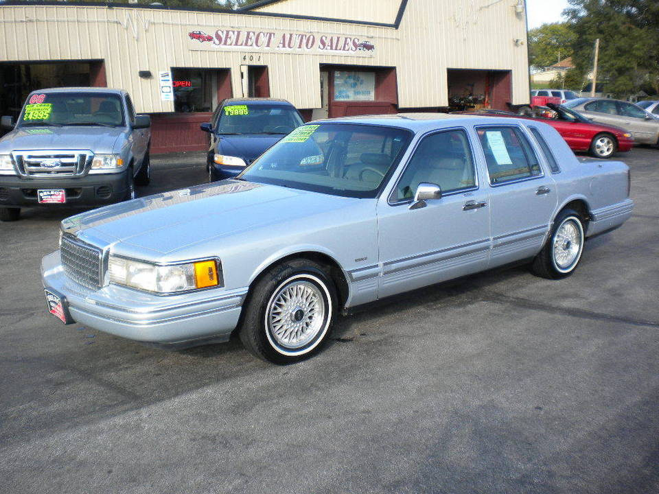 1994 Lincoln Town Car  - Select Auto Sales