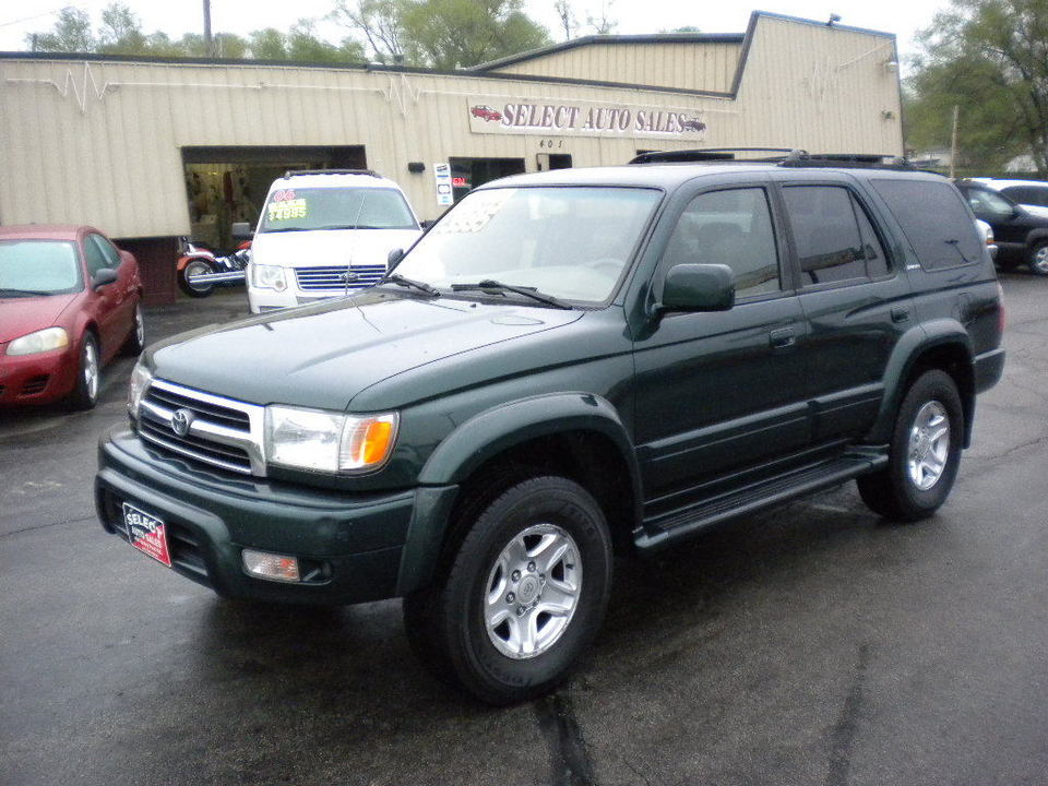 1999 Toyota 4Runner  - Select Auto Sales