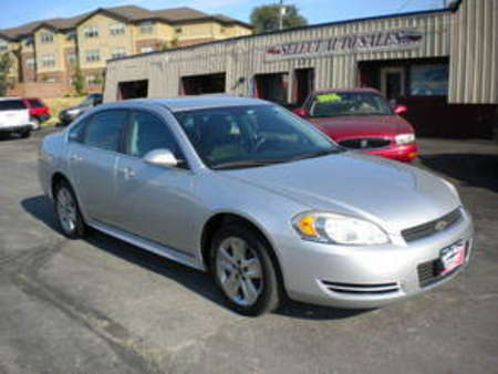 2010 Chevrolet Impala LS for Sale  - 9893  - Select Auto Sales