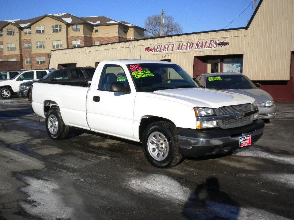 2005 Chevrolet Silverado 1500  - Select Auto Sales