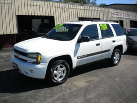 2003 Chevrolet TrailBlazer LS 4X4 for Sale  - 9888  - Select Auto Sales
