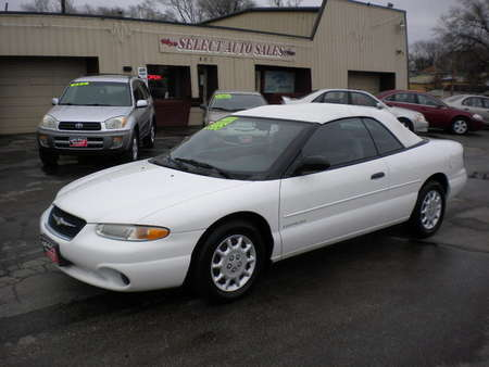 2000 Chrysler Sebring LX for Sale  - 9984  - Select Auto Sales