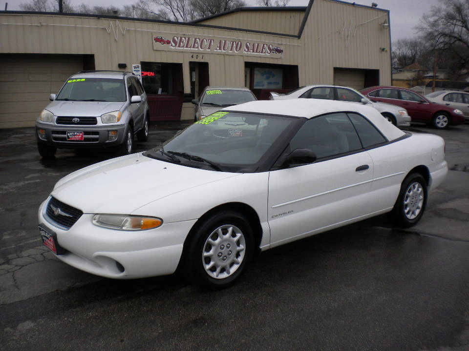 2000 Chrysler Sebring  - Select Auto Sales