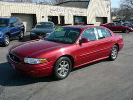 2004 Buick LeSabre LTD for Sale  - 9825  - Select Auto Sales