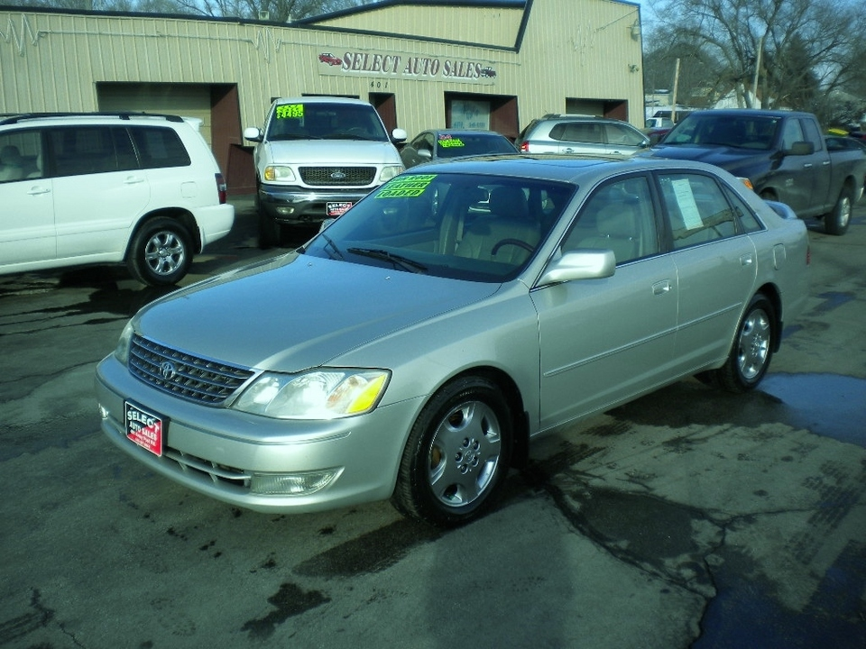 2003 Toyota Avalon  - Select Auto Sales