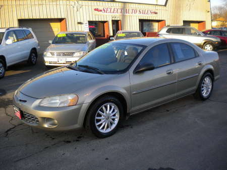 2002 Chrysler Sebring LXI for Sale  - 9976  - Select Auto Sales