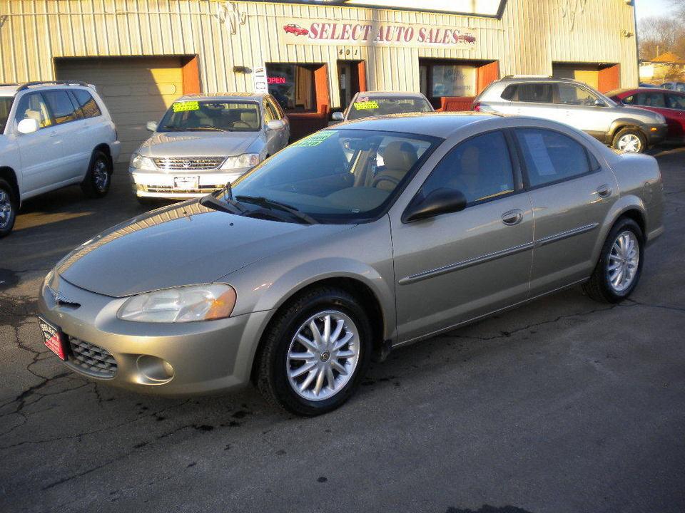 2002 Chrysler Sebring  - Select Auto Sales